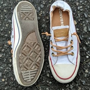 Converse Shoes - Converse white All Star